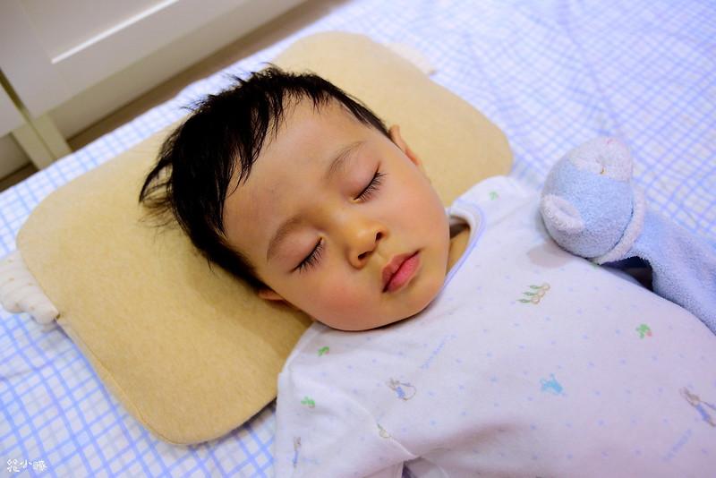頭型枕mimos頭型枕cani嬰兒顧頭型枕頭防扁頭嬰兒枕cani枕頭cani air wave枕頭價格 (6)