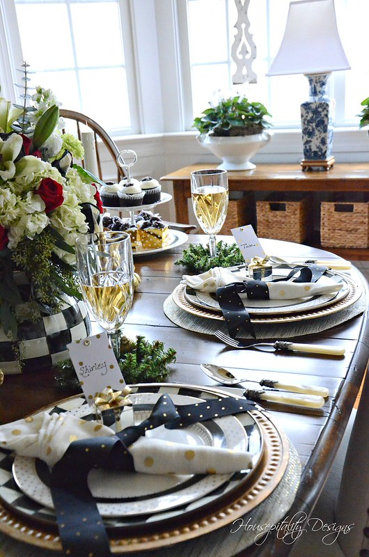 Holiday Tablescape-Housepitality Designs