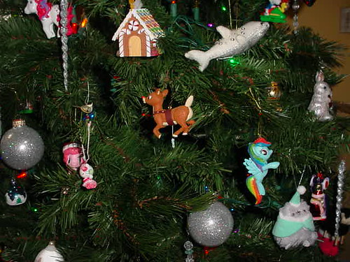 Pinkie, Rudolph, RD, Pusheen