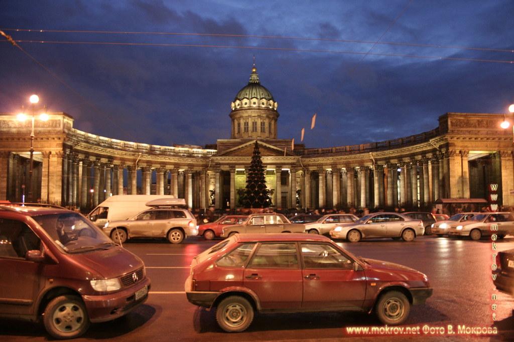 Казанский собор Санкт-Петербург.