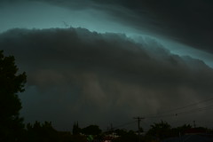 Storms Bundaberg November 8th 2017
