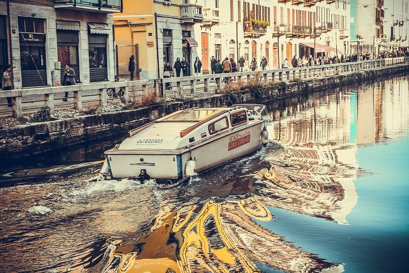 Milano - Navigli #milano #navigli #italy #tamron18200 #canonm10