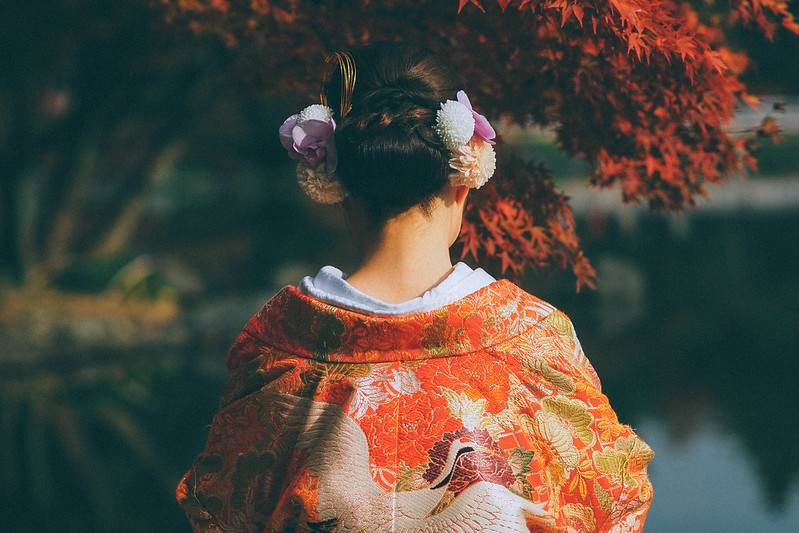 紅葉記事|昭和紀念公園