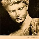 1909 Foto Anderson 027, Testa di Fanciulla di Anzio, IV sec. a. C. - https://www.flickr.com/people/35155107@N08/