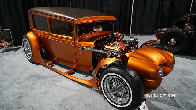 "1930 Ford Model A Tudo Sedan ""Rod"" riquez"