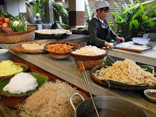 Vietnamese noodle bar