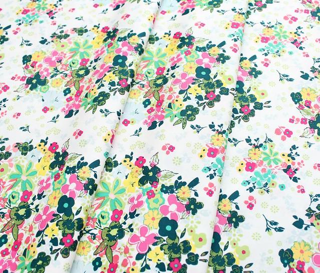Art Gallery Fabrics Floralia Fusion Femme Metale Floralia