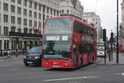 Go-Ahead London DOE10 LX58CWZ
