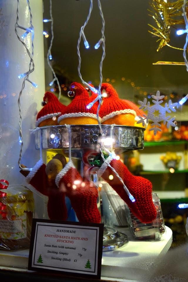 Canterbury Christmas Windows 2017 #christmas