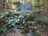 Photo:erosion control dam, Mt. Hino's west slope - November By anthroview