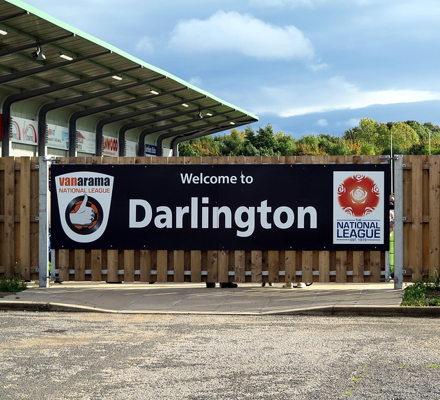 Darlington v Stockport