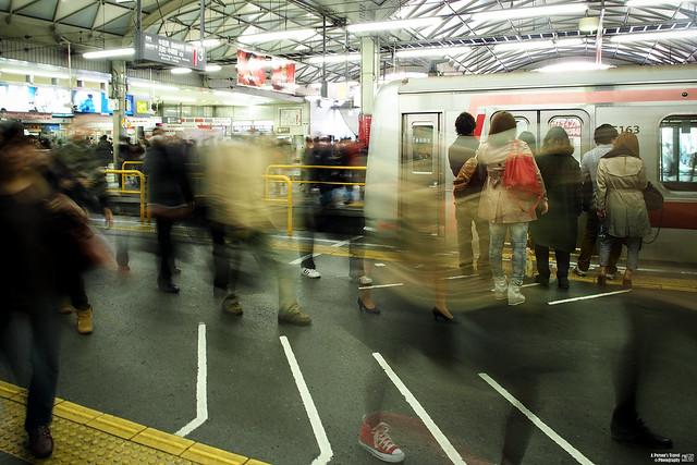 東急澀谷站