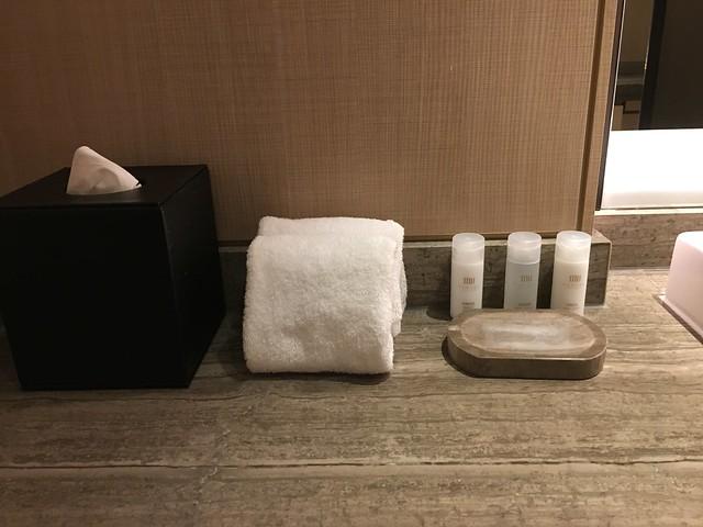沐浴用品都是台塑生醫 (FORTE)@宜蘭礁溪寒沐酒店