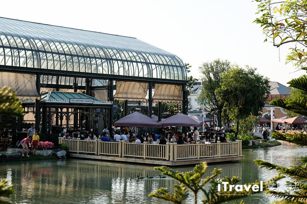 曼谷景点餐厅 巧克力村餐厅Chocolate Ville (7)