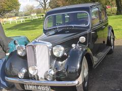Rover 60 P3 (1948)