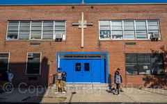 Inwood Academy for Leadership, 433 West 204th Street, New York City