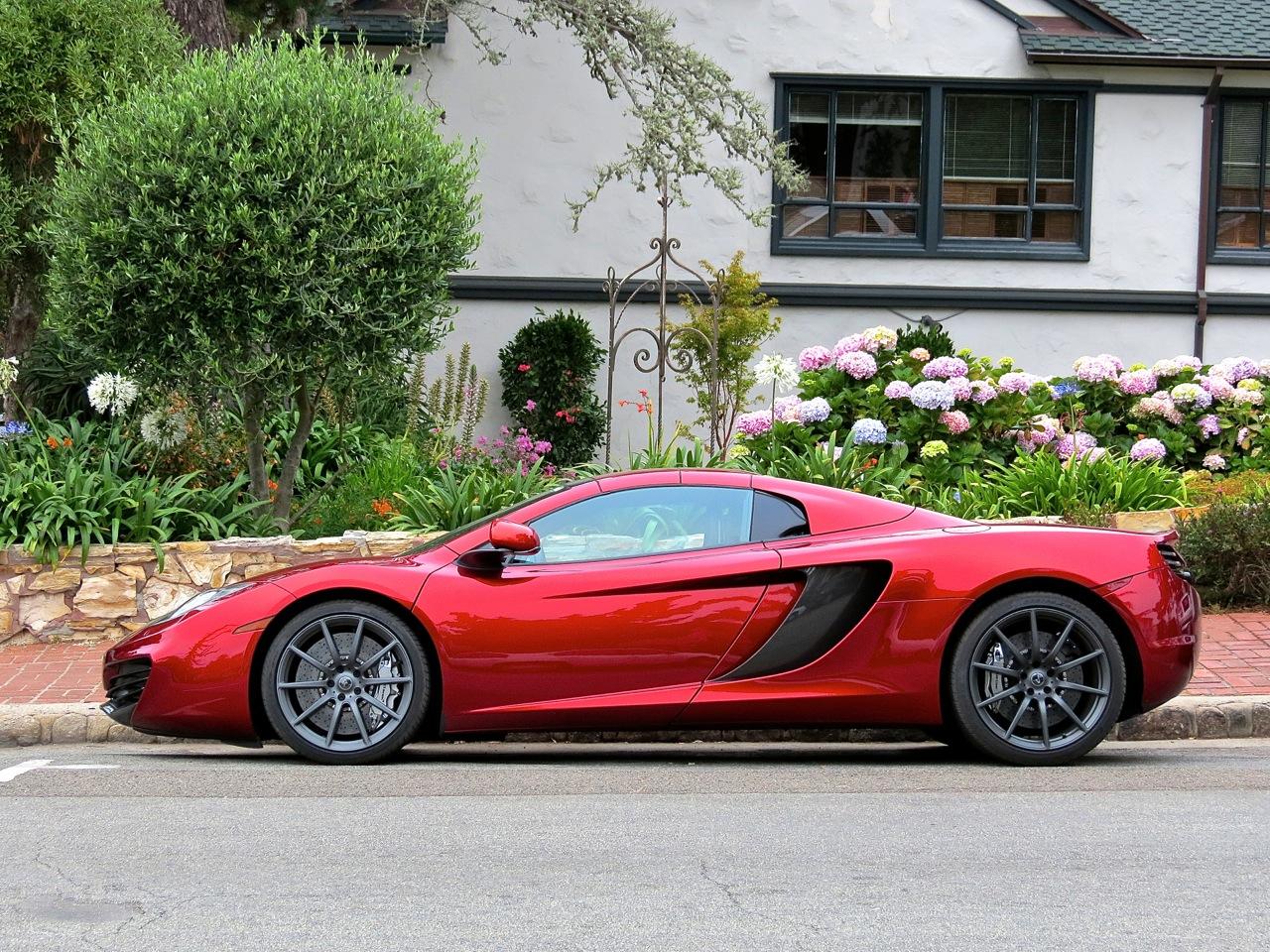 McLaren 12C Carmel 2