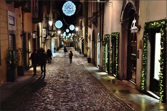Evening in Moncalieri ...