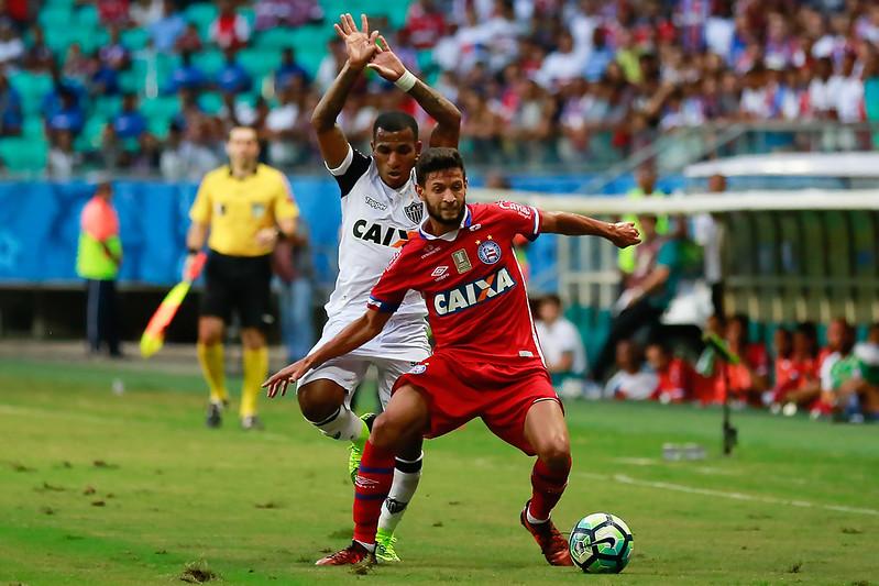 Bahia 2x2 Atlético-MG - Brasileiro A 2017 por Marcelo Malaquias