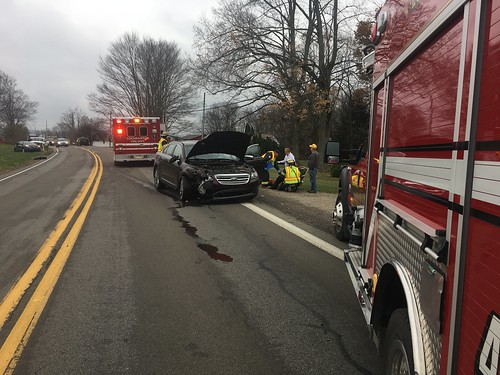 2 Car Accident Rt 285 near Kelly Road