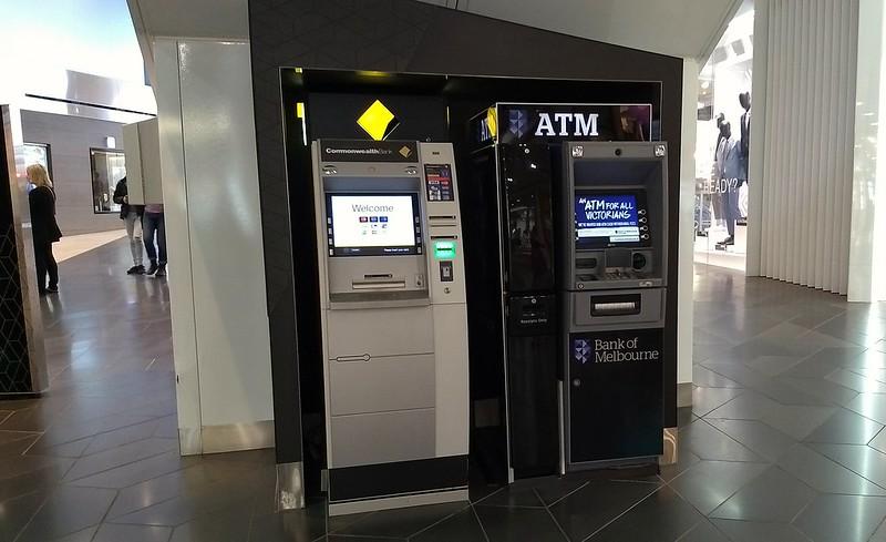 ATMs in Emporium