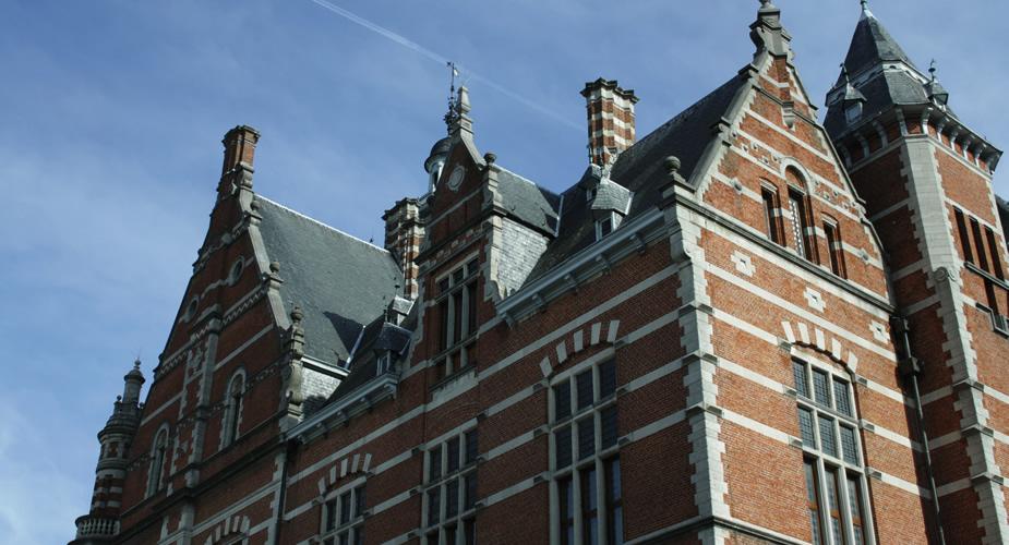 Antwerpen Borgerhout: Districtshuis | Mooistestedentrips.nl