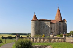 Château de Chillac - Photo of Guizengeard