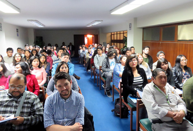 """11 - Tacna I Taller """"Discriminación en los Medios de Comunicación"""""""