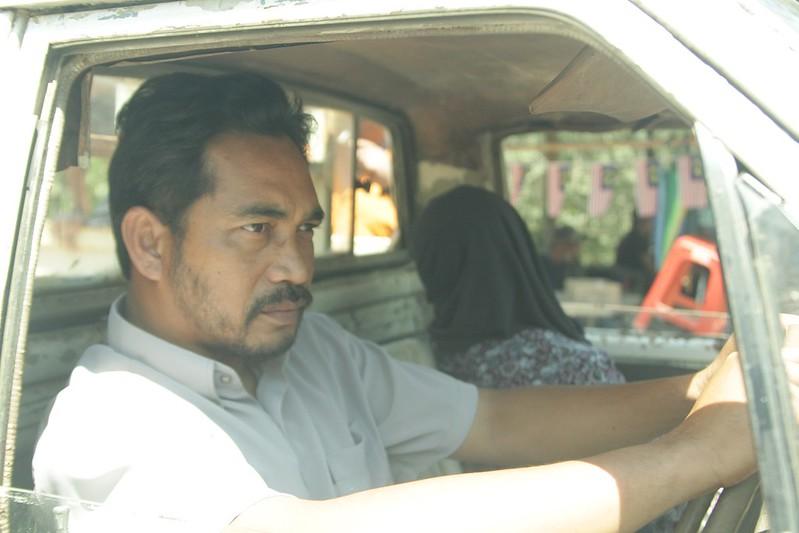 Pelakon Shahrolnizam Noor Melakonkan Watak Bapa Kepada Abang Pun Dan Dek Wan
