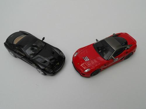 Ferrari 599 GTB Fiorano - EagleMoss7