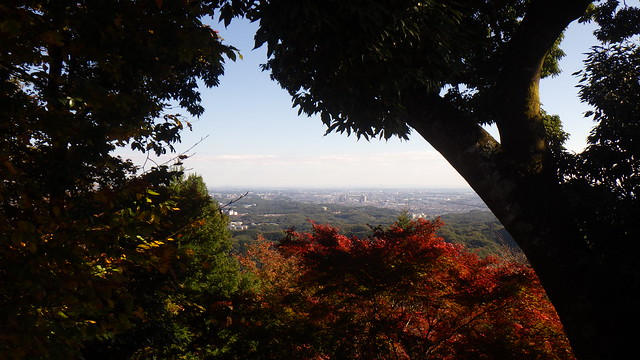 Hiking Mt Takao