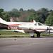 Beech 60 Duke G-DUKE Elstree 27-5-78