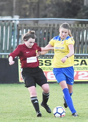 Eastbourne Town Ladies v Crawley Wasps