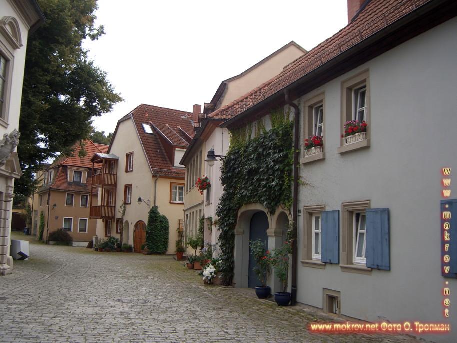 Исторический центр Швайнфурта фотографии