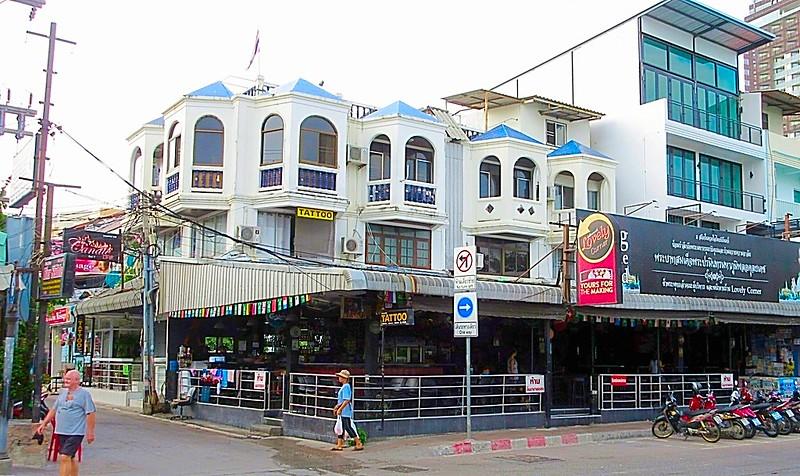 Soi 7 Pattaya Pubs Bars Babes