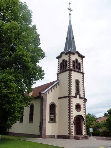 Kirche St. Laurentius in Dalhunden