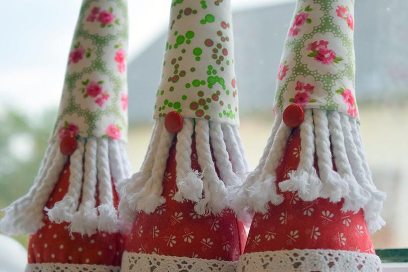 Tomte Santas