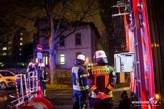 Feuer Behindertenwohnheim Mainzer Str. 20.11.17