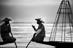 The ancient art of conversation~ Myanmar