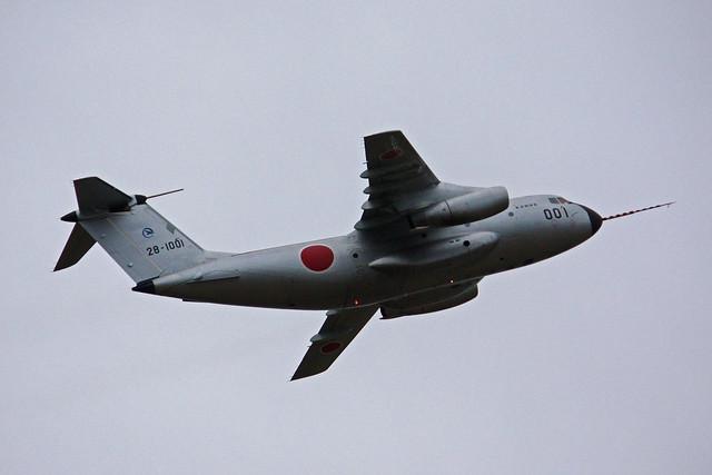 飛行開発実験団C-1 28-1001 IMG_7012_2