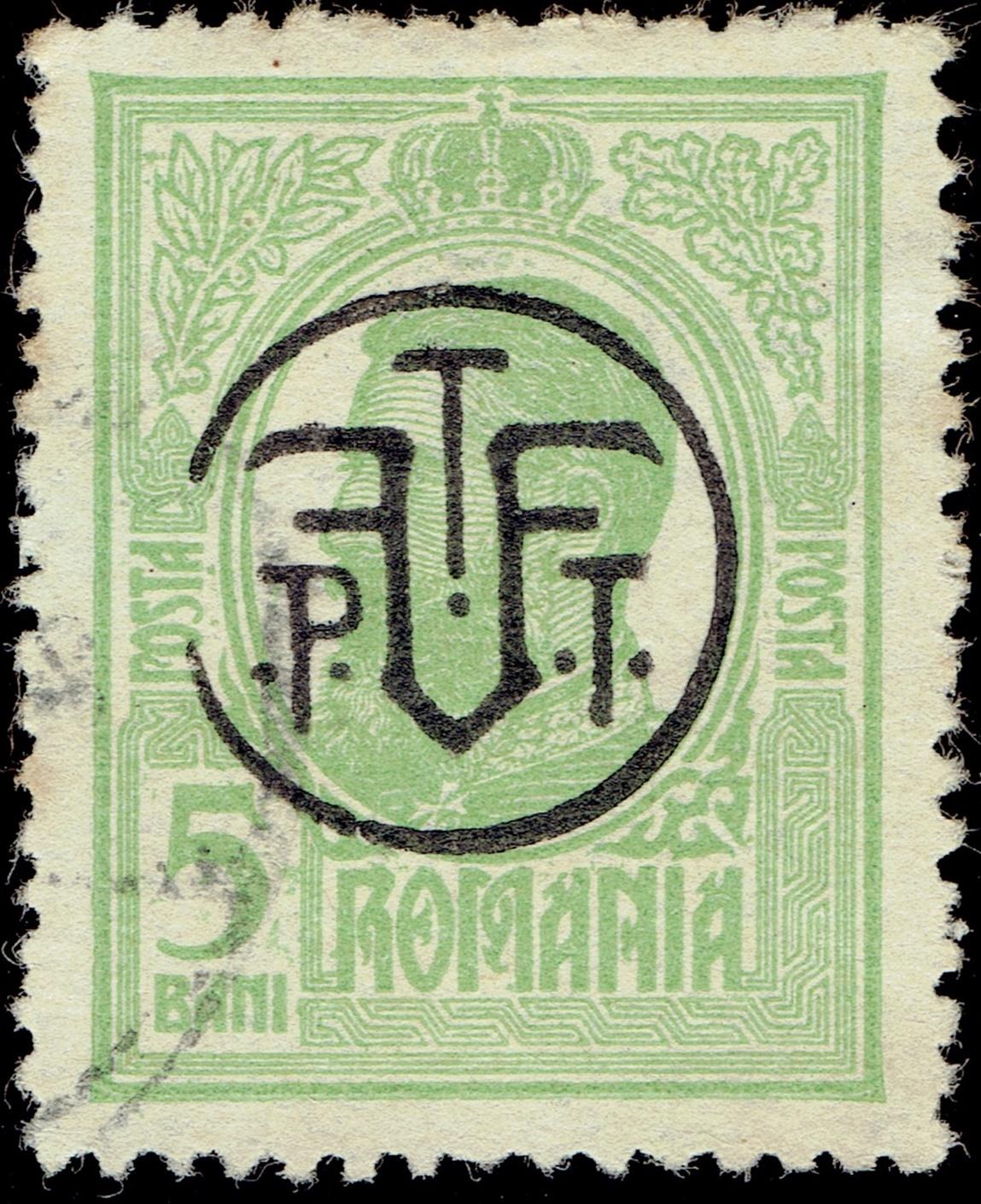 Romania - Scott #246 (1918)