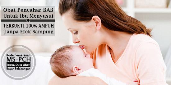 Obat Pencahar BAB Untuk Ibu Menyusui