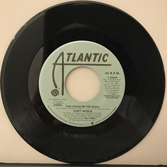 CINDY MIZELLE:THIS COULD BE THE NIGHT(RECORD SIDE-B)