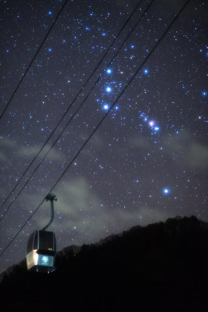 Heavens gondola  阿智村