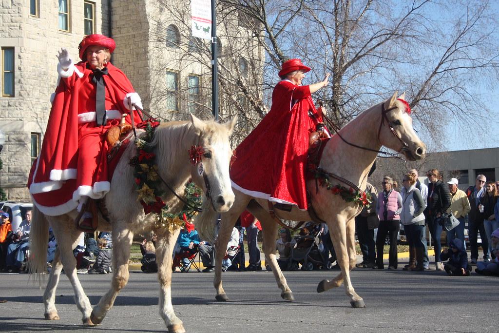 Lawrence Christmas Parade 9