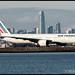 Air France B77W @ SFO