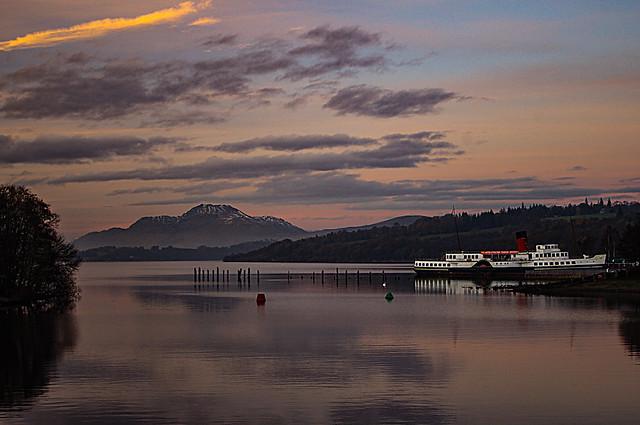 Loch Lomond Mirror