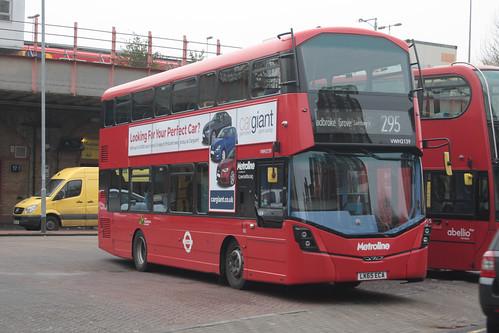 Metroline VWH2139 LK65ECA