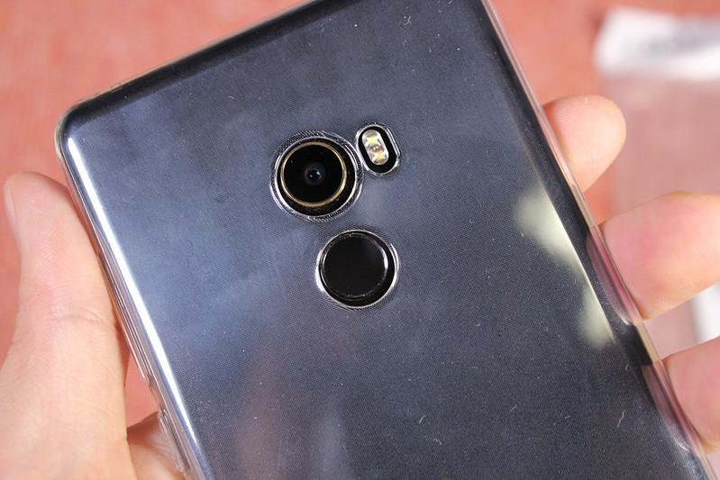 Xiaomi Mi Mix 2のTPU透明ケースを2つ開封レビュー (13)