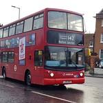 *WITHDRAWN* LJ05BKG VLA116 Arriva Volvo B7TL ALX400 142 to Watford Junction